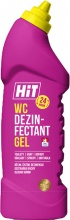 Hit  WC dezinfectant Gel  750 ml