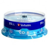 CD-R Verbatim Cake Box 25 ks