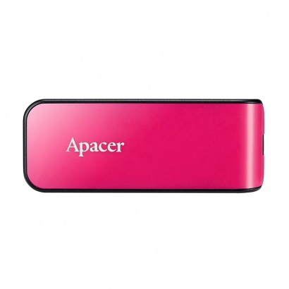 Apacer USB flash disk AH334  32 GB růžový